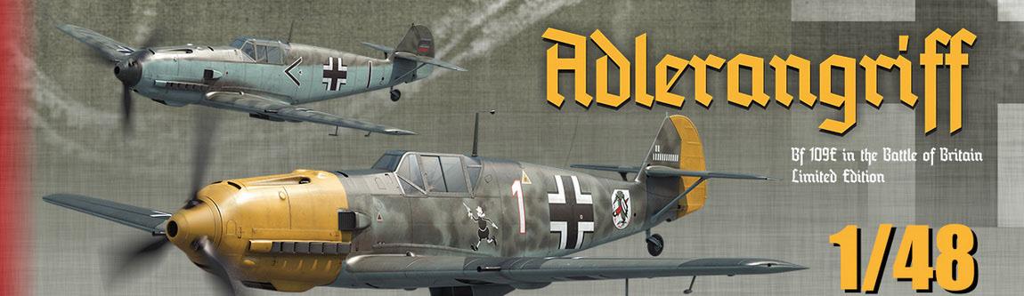 Новинки сентября - Adlerangriff 1/48